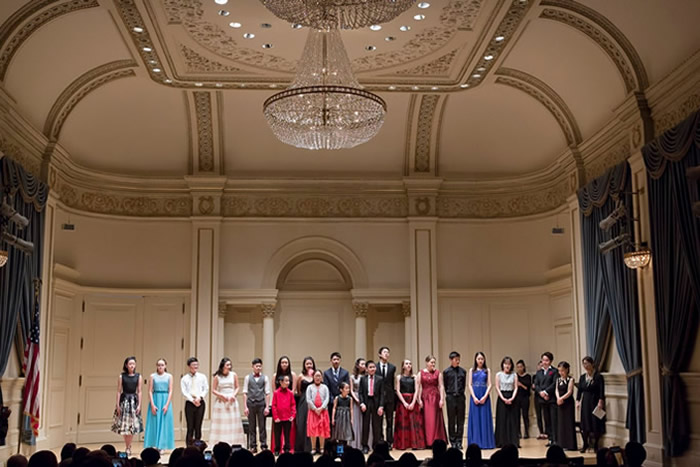 Virtuoso Competition Concert Winners Gallery